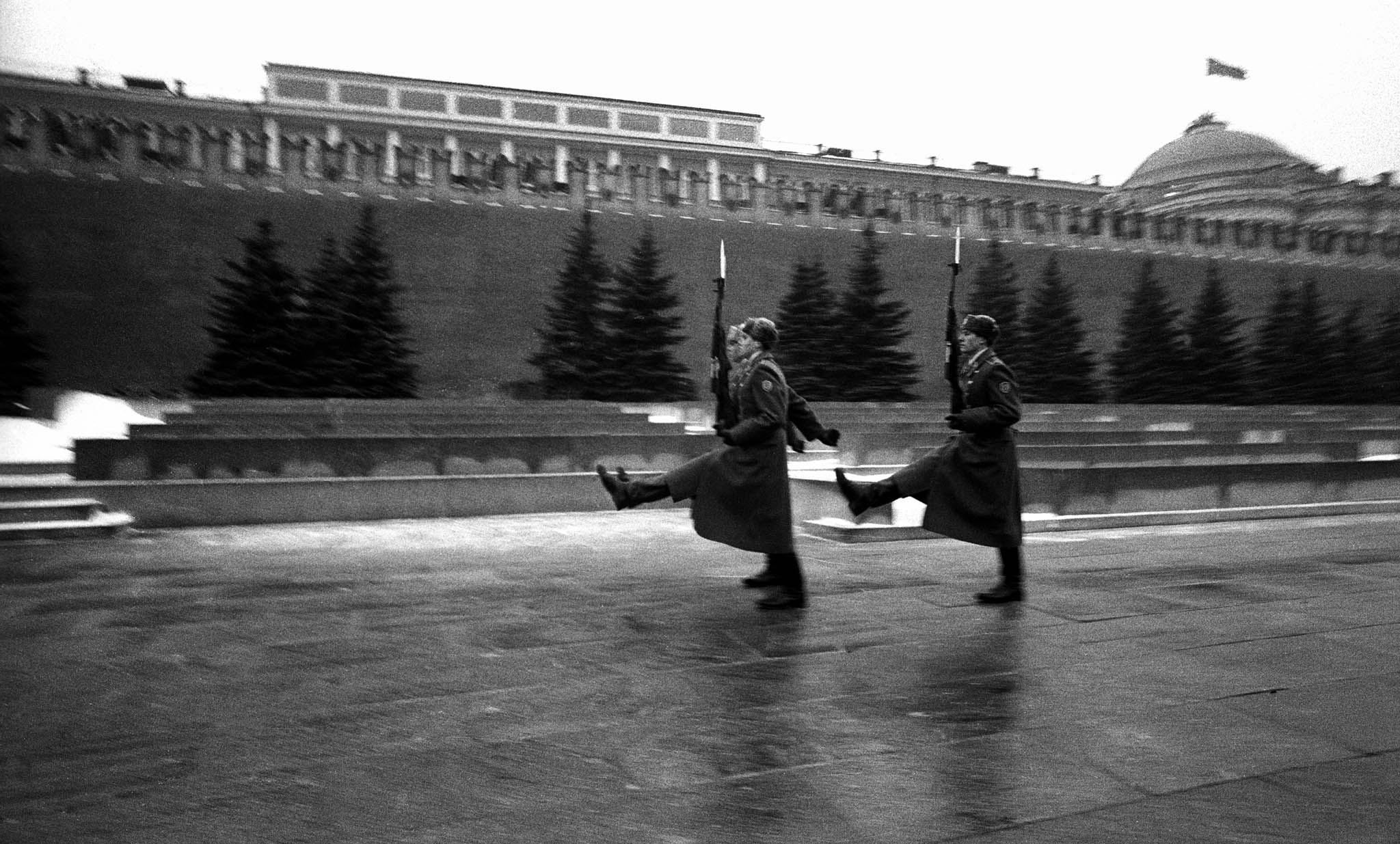 Billy Bragg in Moscow - USSR - 1988