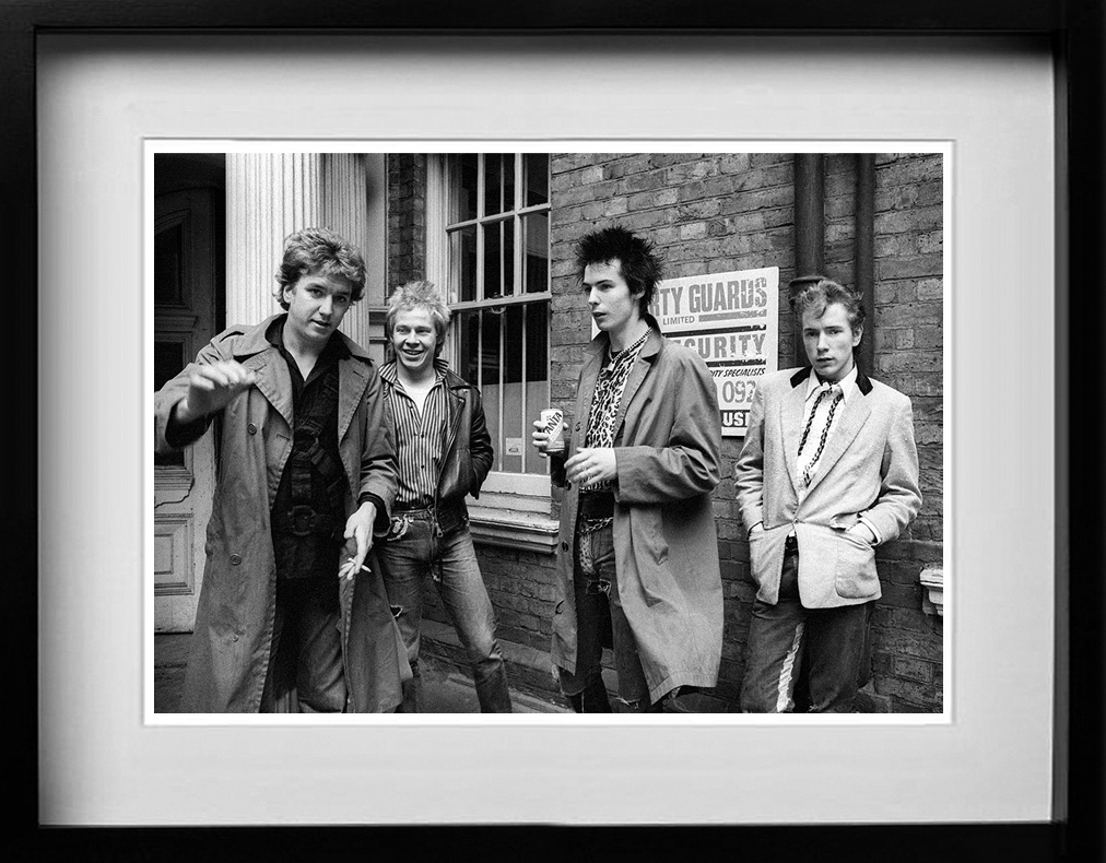 The Sex Pistols. A gallery of some of the years most popular prints.